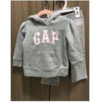 Conjunto Moleton GAP - 18 a 24 meses - Baby Gap
