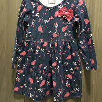 Vestido de passarinhos - 3 anos - YOYO KIDS