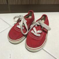 Tênis vermelho Levi's - 23 - Levi`s