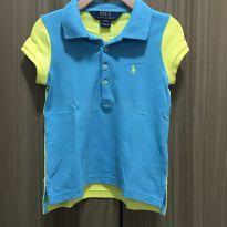 Camisa Blusa Polo Ralph Lauren - 3 anos - Ralph Lauren