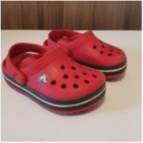CROCS VERMELHO - 24 - Crocs