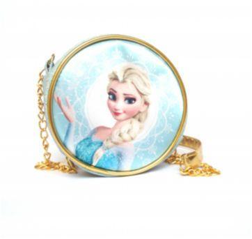 Bolsa Infantil Frozen Elsa - Sem faixa etaria - Não informada