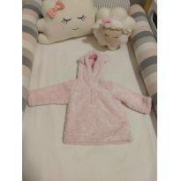 Blusa Ursinho - 3 a 6 meses - Poim, Cherokee e Up Baby