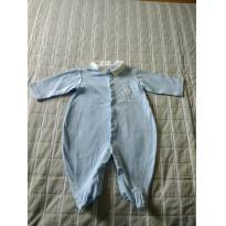 Macacão coelhinho - 0 a 3 meses - Tilly Baby