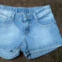 Short Jeans Tam.12 - 10 anos - Miss Fifteen