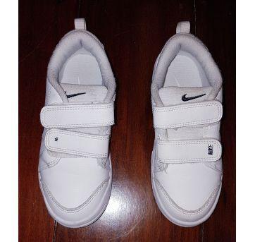NIKE PICO TÊNIS BRANCO LINDO - 27 - Nike