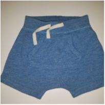 BABY GAP SHORTINHO AZUL - 18 a 24 meses - Baby Gap
