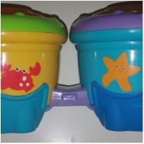 FISHER PRICE TAMBOR BONGO