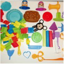 KIT MASSINHA PLAY DOH -  - Play-Doh