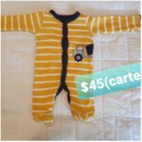 Macacão Trator carter`s - Recém Nascido - Carter`s