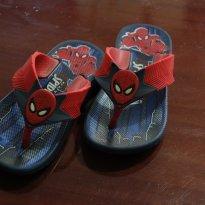 chinelinho homem aranha - 24 - Grendene