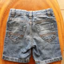 Bermudinha Jeans - 3 anos - Poim, Cherokee e Up Baby