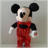 Boneco Mickey Robô (008) -  - Não informada
