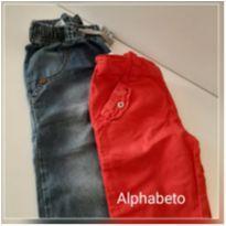 Calça Comprida  (037) - 3 anos - Alphabeto