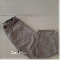 Calça comprida na Cor Cinza (038) - 2 anos - Zara Baby