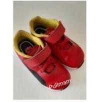 Tênis Pulma Vermelho(050) - 22 - Pulma