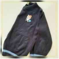 blusa manga comprida linha Alphabeto - 2 anos - Alphabeto