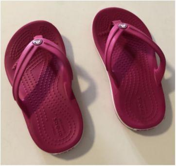Chinelo Crocs Flip Kids - 23 - Crocs