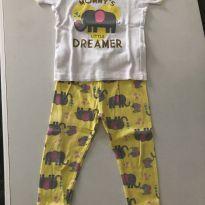 Pijama Carter's - 18 meses - Carter`s