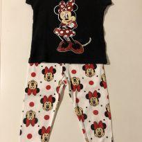 Pijama da Minnie - 2 anos - Disney