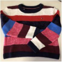 Blusa Tommy - 18 a 24 meses - Tommy Hilfiger