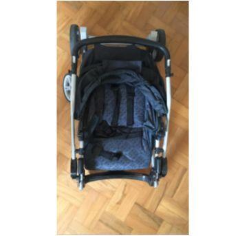 Carrinho RN e Bebê Conforto Burigotto - Sem faixa etaria - Burigotto