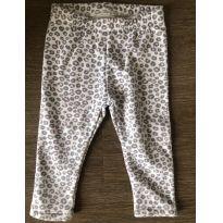 Calça leopardo Gymboree quentinha - 1 ano - Gymboree