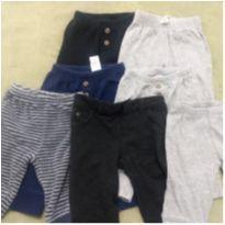 Lote de calças Carter`s - 6 meses - Carter`s