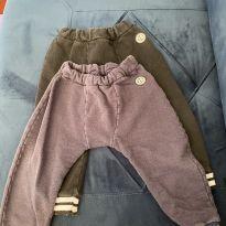 Duplinha de calças - 1 ano - By Gus