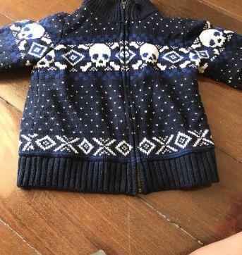 Casaco quentinho - 3 anos - Baby Gap
