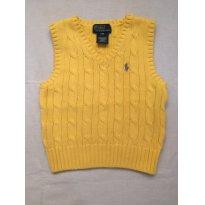 Colete/ Pullover Ralph Lauren 12M - 9 a 12 meses - Ralph Lauren