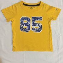 Camiseta Tommy 6-9M - 6 a 9 meses - Tommy Hilfiger