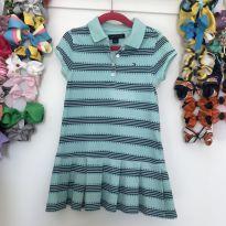 Vestido Tommy - 3 anos - Tommy Hilfiger