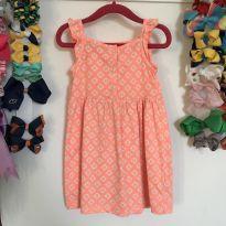 Vestido neon - 2 anos - Carter`s