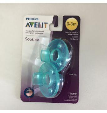 Chupeta Soothie Avent - Sem faixa etaria - Avent Philips