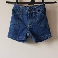 _DESAPEGO_Short Jeans  - Tecido confortável -