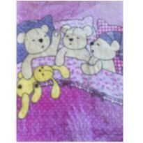 Cobertor tex ternile rosa -  - jolitex