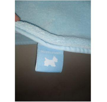 Cobertor importado Northpoint, bordado tema Beisebol. - Sem faixa etaria - Importado