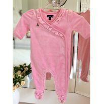 Macacão Baby Gap Tam. 3 meses - 3 meses - Baby Gap