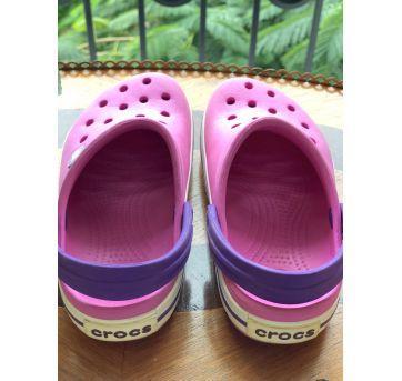 Crocs rosa pink Tam. 10c - 28 - Crocs
