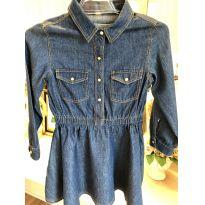 Vestido jeans Zara Tam. 5 - 5 anos - Zara