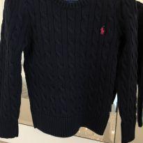 Blusa de linha Ralph Lauren Tam. 6 - 6 anos - Ralph Lauren