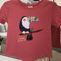 Camiseta Zara Tam. 7 - 7 anos - Zara