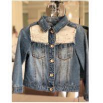 Jaqueta Jeans Zara Tam. 6 - 6 anos - Zara