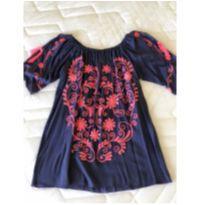 Vestido Prayah - 4 anos - Não informada