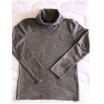 Camiseta manga longa gola alta RL tam. 5 - 5 anos - Ralph Lauren