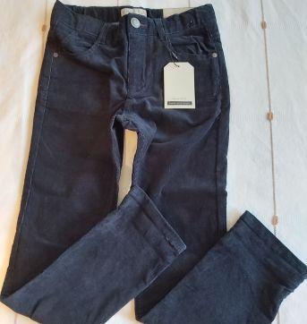 Calça de veludo Zara - 8 anos - Zara