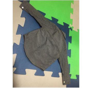 Camisa para bebês meninos - 9 a 12 meses - Onda Marinha