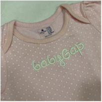 Body Gap 3 a 6 meses - 3 a 6 meses - Baby Gap