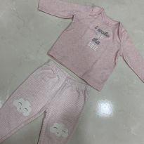 Conjunto Carter's para menina 3 meses - 3 meses - Carter`s